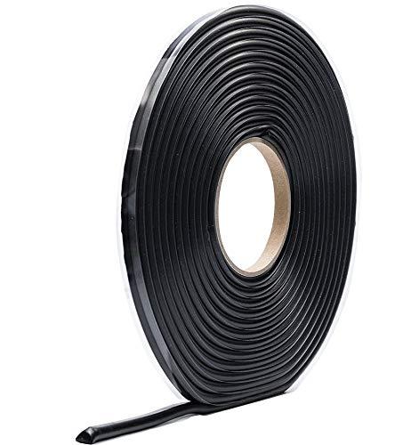 HSF Butylrundschnur Ø 5mm schwarz 9,5m Rolle