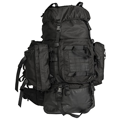 Teesar Backpack 100L Black