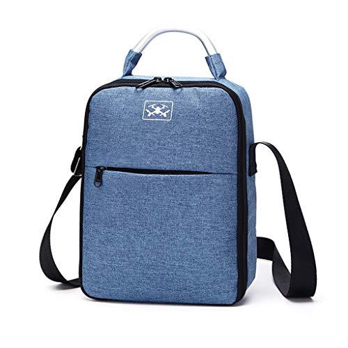 Tragetasche für Xiaomi FIMI X8 SE Drohne Quadrocopter,Colorful Tragbar Eva Handtasche Wasserdicht Reisetasche Outdoor Carrying Case für Xiaomi FIMI X8 SE (Blau)