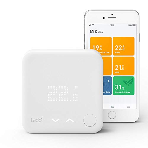 Ruche Active chauffage sans fil 2 Thermostat Chauffage seulement-Self Install Smart Home