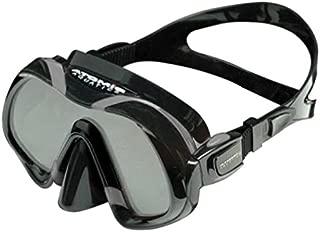 Atomic Aquatics Venom Scuba Diving Mask - Black/Grey