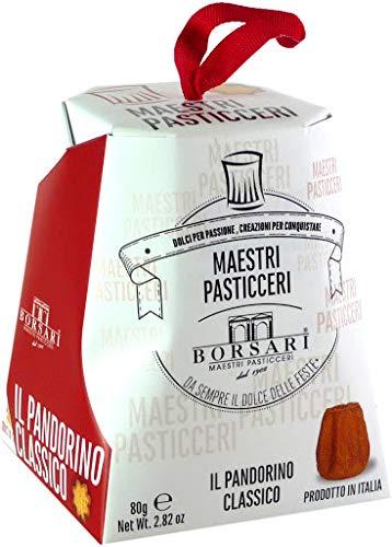 Mastri Pasticceri Borsari - Mini Pandoro Classico 80gr