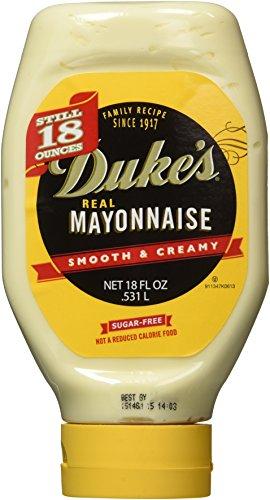 Duke's Real Mayonnaise 3 Pack, 18oz Each