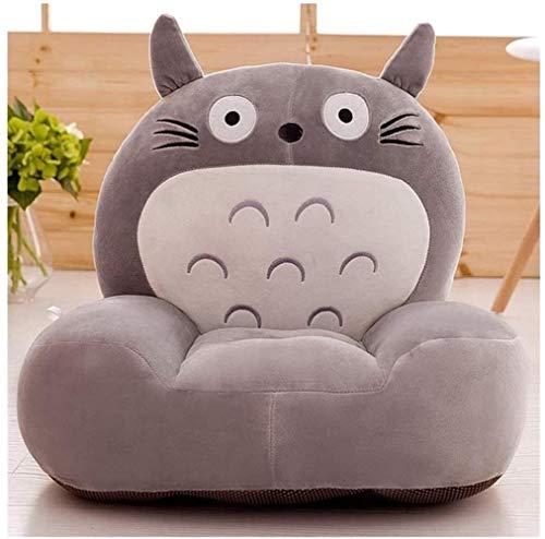 Sofá para niños de dibujos animados, sillón infantil Habolos para niños Dibujos animados para niños CD Sofá Seguridad Peluche Toys Toy Sillón Cómodo Sofá plegable suave Bebé Stef Baby Asiento Cumpleañ