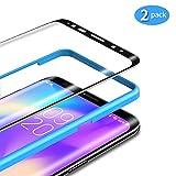 TAMOWA [2 pièces Verre Trempé pour Samsung Galaxy S8, Film Protection en Verre trempé Écran...