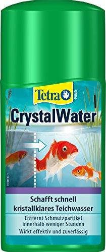 Tetra Pond CrystalWater Conditionneur d'eau pour Bassin