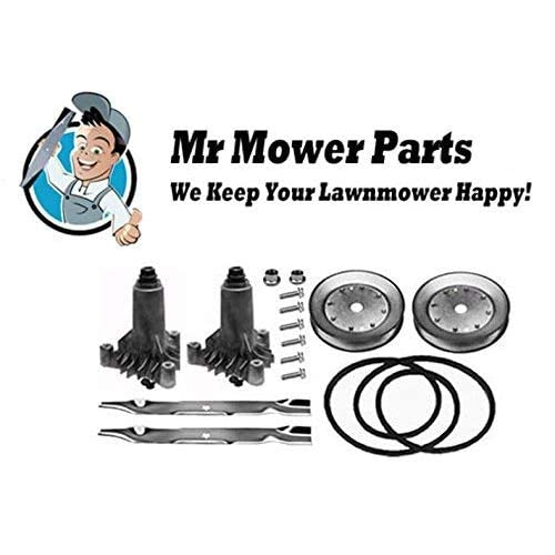 "OEM Quality Craftman Deck Rebuild Kit for 42/"" Riding Lawn Mowers Part# LT1000"