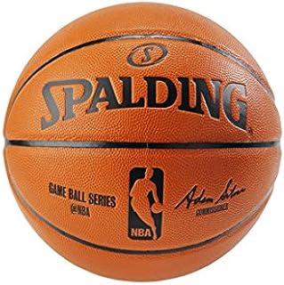 Spalding NBA 仿制室内比赛球系列篮球