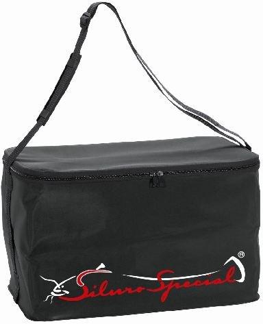 G-Pack mit Reißverschluß, schwarz, 45x30x28cm, Farbe / Type: BLACK / Siluro Special
