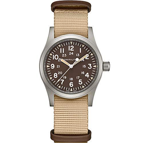 Reloj Hamilton Khaki Fiedl Mechanical H69439901