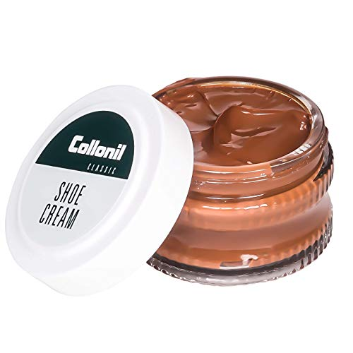 Collonil Shoe Cream Schuhcreme hellbraun, 50 ml