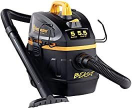 Vacmaster Professional - Professional Wet/Dry Vac, 5 Gallon, Beast Series, 5.5 HP 1-7/8