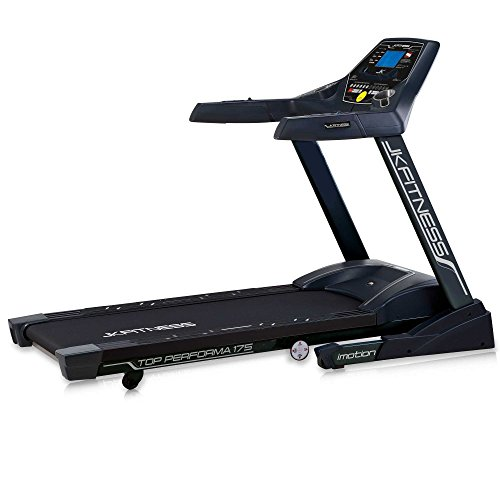JK FITNESS - TAPIS ROULANT JK FITNESS TOP PERFORMA 175 TAPPETO ELETTRICO INCLINAZIONE SPORT