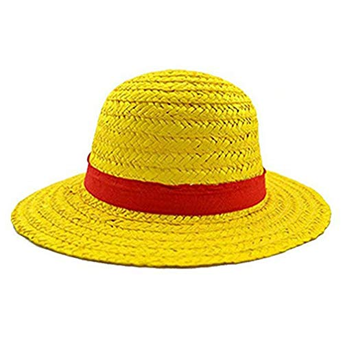 Good cosplay straw hat (Luffy one piece ONE PIECE) etc. (japan import)