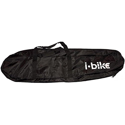 i-Bike mmibkmobi04021, Tragetasche für Scooter Unisex–Erwachsene, schwarz, Einheitsgröße