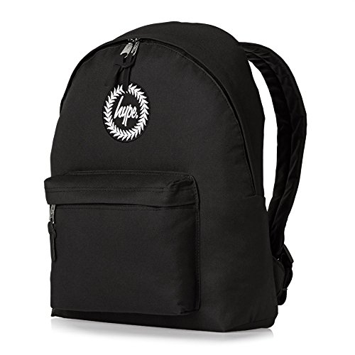Hype Speckle Rucksack (Black/White)
