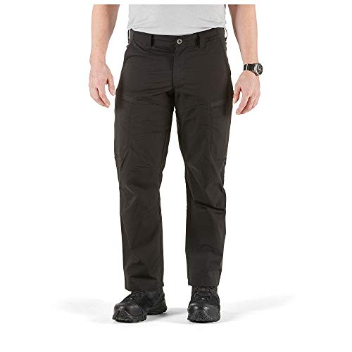 5.11 Tactical Series APEX Pant Homme, Black, FR : XL (Taille Fabricant : 40)