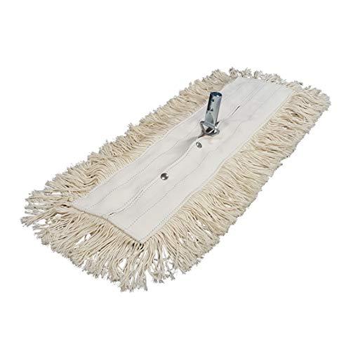 Mopa Algodón 60 cm Industrial Reutilizable. Para la limpiez