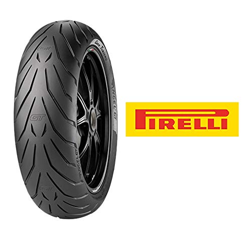 Pirelli Angel GT Rear Motorcycle Tire 180/55ZR-17 (73W) - Fits: Aprilia Caponord 1200 ABS 2014-2018