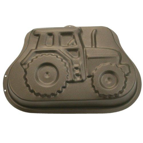 Städter 571044 Backform Schorsch der Traktor Antihaft, 30 cm