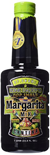 Dr. Swami & Bone Daddy's Top Shelf Margarita Mix 33.8 oz.