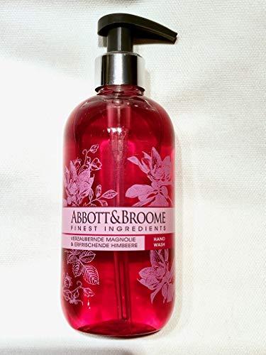 Gretchen Abbott&Broome Handseife Seifenspender 300ml Magnolie & Himbeere