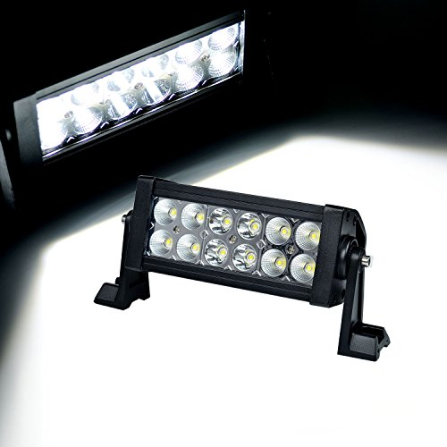 Kawell®  Off Road 36W 12LEDs Flood and Spot Beam Combo Off Road light Bar 4x4-suitable for Off-road Vehicle/ATVs/SUV/Truck etc.