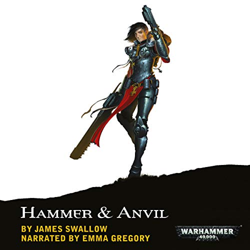Page de couverture de Hammer and Anvil