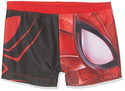 Spiderman 5631 Nuoto, Rosso (Rouge Rouge), 6 Anni Bambino