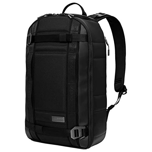 Douchebag Erwachsene The Backpack Rucksack, Black Out, 21 l