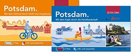 Potsdam. Rad- und Wassertouren