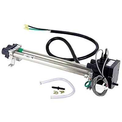 Low-Flow Titanium Heater w/Sensors for Hot Spring/Watkins/Tiger River/Limelight Hot Tub Spa No-Fault 6kW