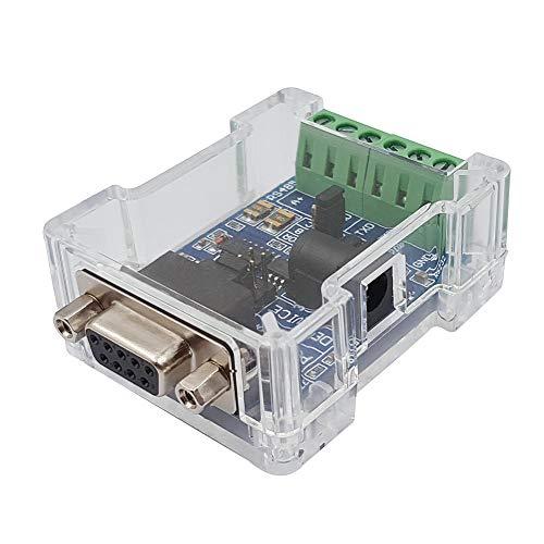 DSD TECH SH-B12 シリアル RS232 RS485変換コンバーター DB9インターフェース付き