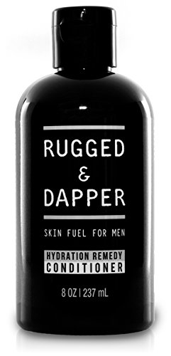 RUGGED & DAPPER Hydration Remedy Conditioner for Men, 8 Oz