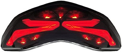 Integrated Led Tail Light Black/Smoke Ducati Monster 797/821/1200 year 14,15,16,17,18,2014,2015,2016,2017,2018