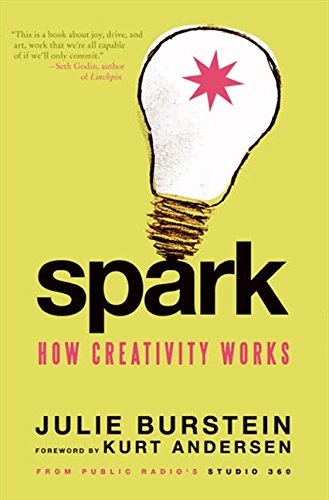 Image of Spark: How Creativity Works