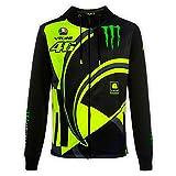 Sudadera Valentino Rossi Monster 46 Réplica L