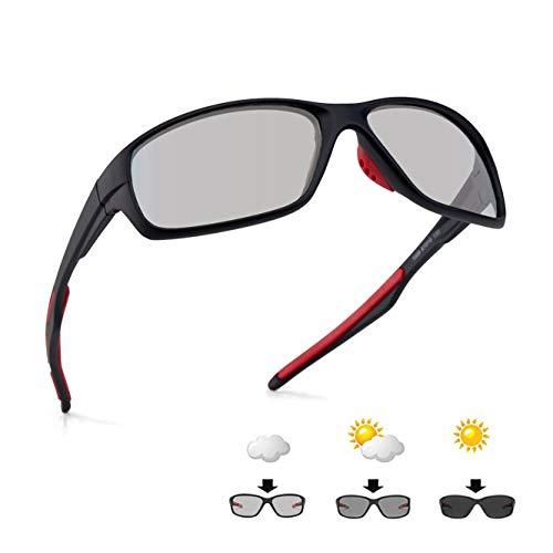 sunglasses restorer Gafas de Ciclismo Lente Fotocromática para Hombre y Mujer para Caras Pequeñas y Medianas .Modelo Ezcaray