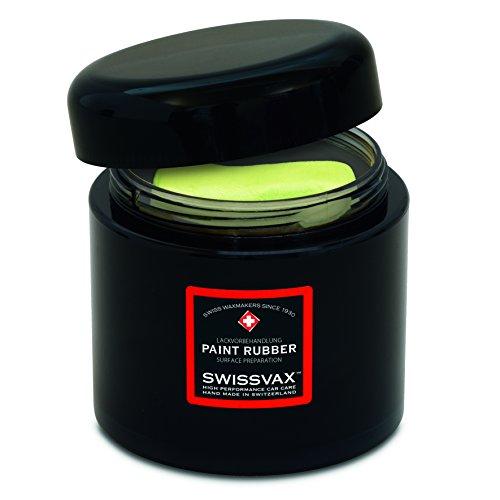 Swissvax Europe SWISSVAX/SWIZÖL PAINT RUBBER (gelb, normale Ausführung) zur Nachbestellung