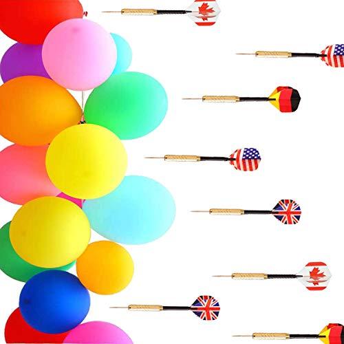 500 Pcs Balloon Darts Carnival Game - 6