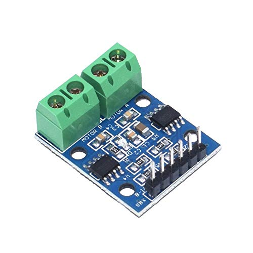 Seazoon 5 x L9110S H-Bridge Schrittmotor Dual DC Driver Controller Board für Arduino #S114