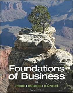 Foundations of Business, Loose-Leaf Version