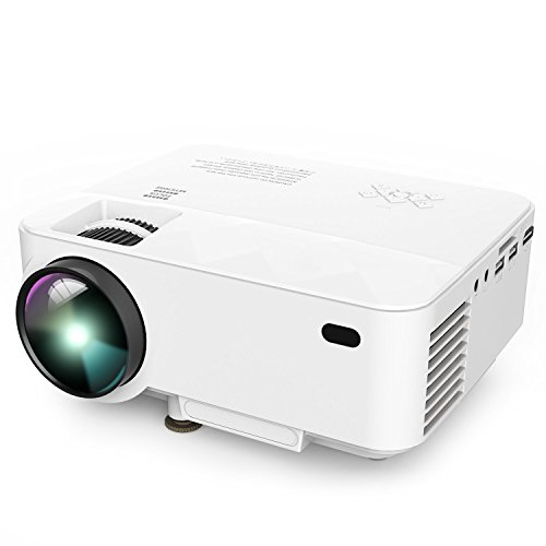 DBPOWER LCD Mini Projector