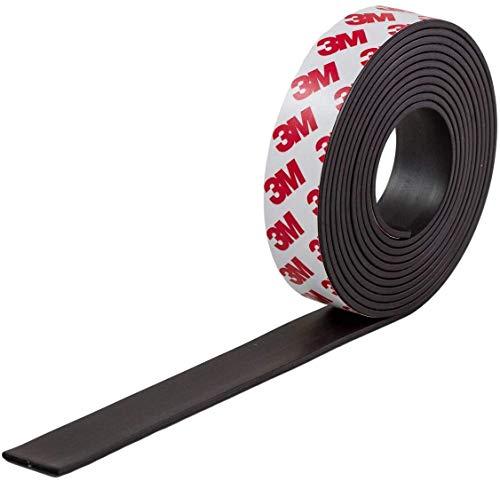 マグネットテープ ゴムマグネット 強力クラフトテープ 粘着テープ 2mm厚み×20mm幅×5m長さ強力磁石 マグネットシート DIY・クラフト 冷蔵庫 地図 写真 掲示板 オフィス 学校用 プレゼン・会議・セミナー用品