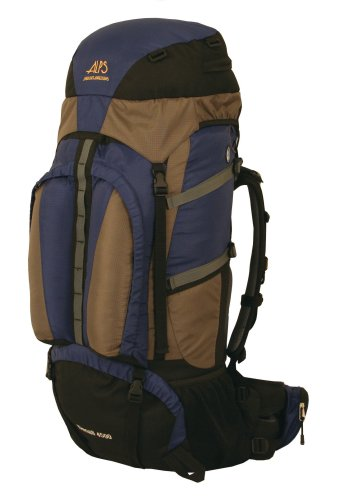 ALPS Mountaineering Denali Internal Backpack (Blue, 4500 Cubic Inch)