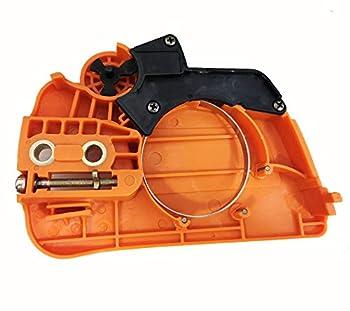 LUOJIA 525628901 Chain Brake Clutch Sprocket Cover for 240 240E 236 236E 235E 235 Chainsaw