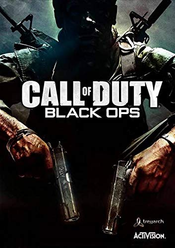 Gaming universe COD Black Ops 1 (Offline)-PC DVD (Direct Play) (Army Fight, for PC)(Physical Video Games, for PC)