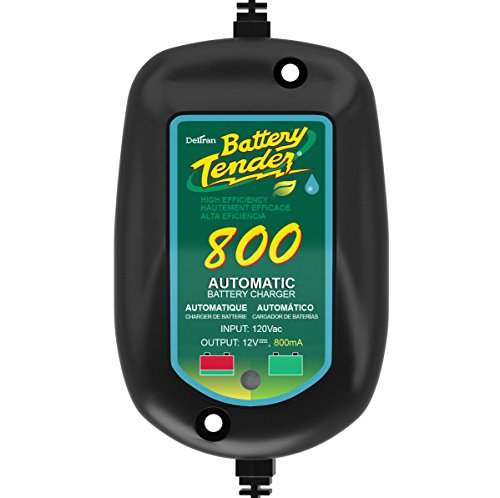 Find Discount Battery Tender 800 is a SuperSmart Battery Charger that will Constantly Monitor, Charg...