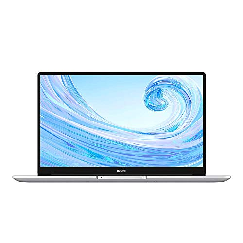 "Huawei MateBook D 15"" - AMD Ryzen, Windows 10-1TB+256 GB, 8GB RAM,15.6 Pulgadas, Color Plateado (Mystic Silver)"