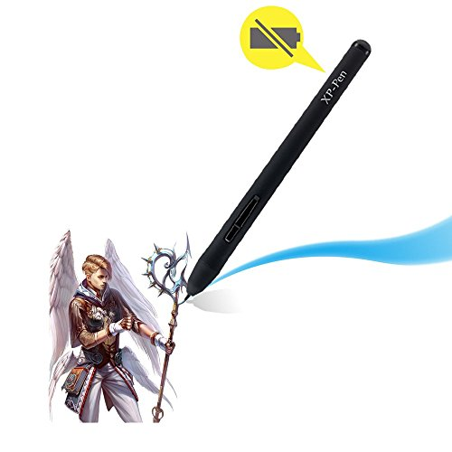XP-Pen PN01 Eingabestift für Grafiktabletts - 4